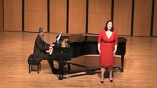 """""""Abscheulicher...Komm Hoffnung"""" from Fidelio, Beethoven"""
