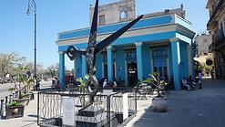 Scissors for Cuba