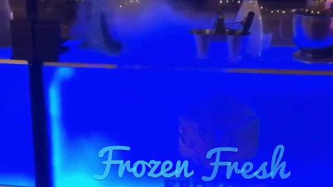 Frozone Nitrogen Ice Cream