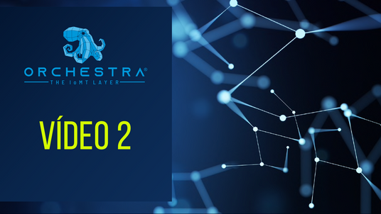 Os 4 módulos da plataforma Orchestra
