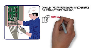 LB Electrical Services Video