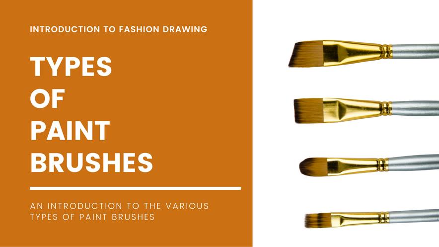 Types of Paint Brush