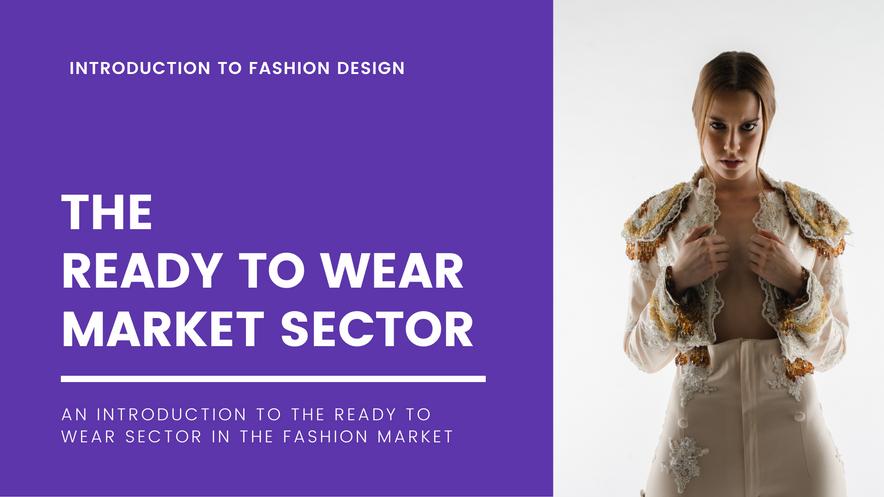 Ready to Wear Market Sector