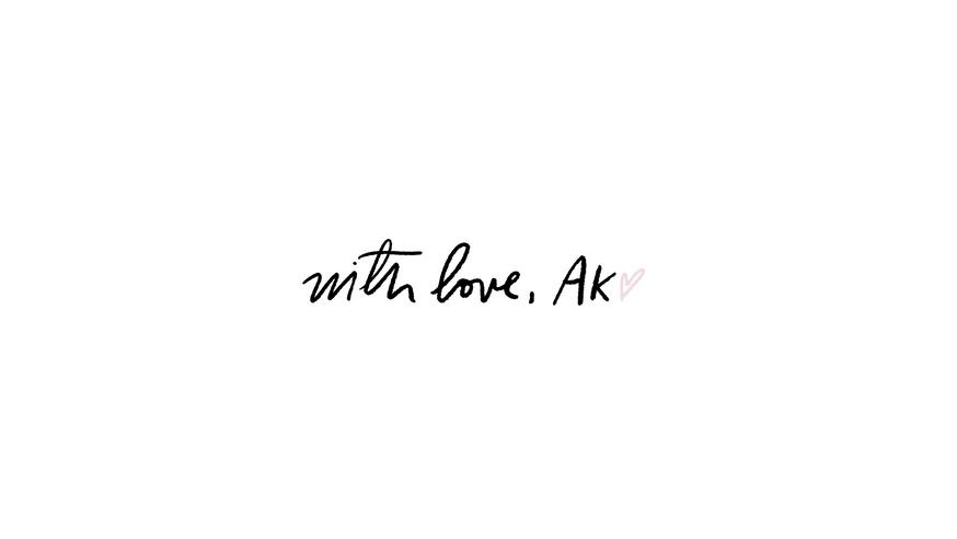 KOKO Art Studio. With Love, AK
