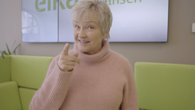 Reklamefilm for Hønefoss Sparebank