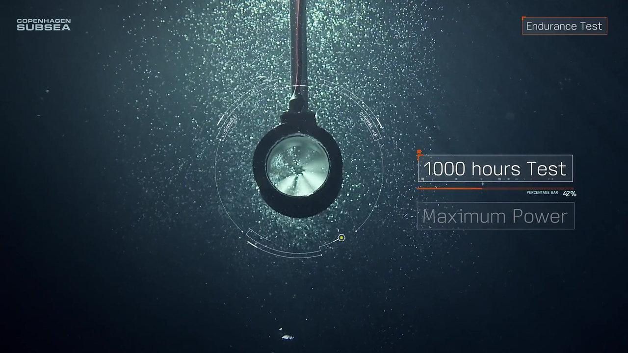 Copenhagen Subsea - Thruster