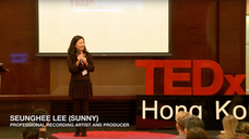 Perfectionism - Does Practice Really Make Perfect? Seunghee Lee (Sunny Kang) at TEDxHongKong 2013