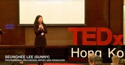 Perfectionism - Does Practice Really Make Perfect? Seunghee Lee (Sunny Kang) at TEDxHongKong 2013