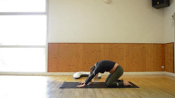 Yoga Pré Natal 4 - RESTER ACTIVE ENCEINTE