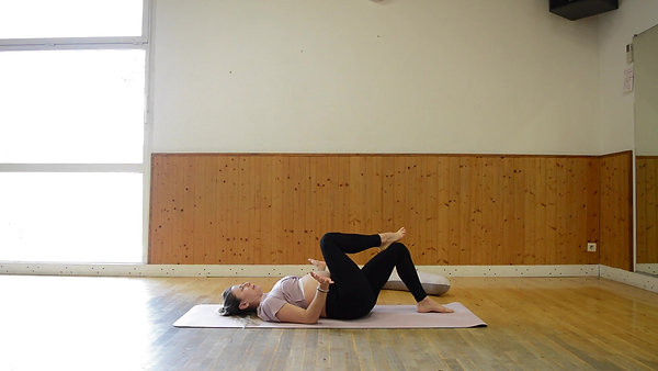 Yoga Pré Natal 5 - TROUBLES DIGESTIFS