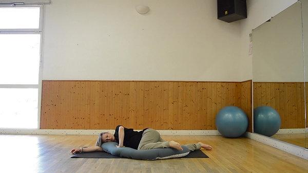 Yoga Pré Natal 6 - MAUX DE DOS