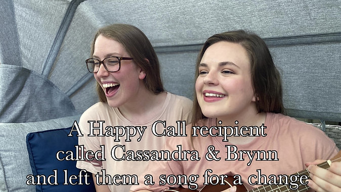 A Happy Call with Cassandra & Brynn