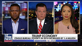 Fox News, On Economy : Will Trump's economy be enough to carry GOP congressional candidates to victory?