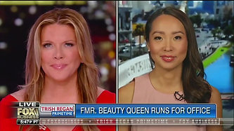 Fox Business with Trish Regan: Lisa Song Sutton, who's running for U.S. Congress in Nevada, on why she's running