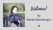 Welcome by Menke Steenbergen