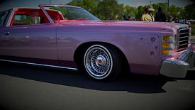 Kaiser Heart Wheels Car Show