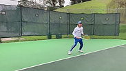 Performance Tennis ATP Forehand Analysis