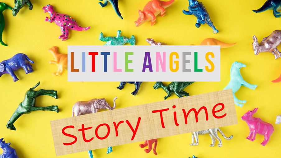 Little angels story time 1