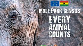 Mole National Park Census Ghana