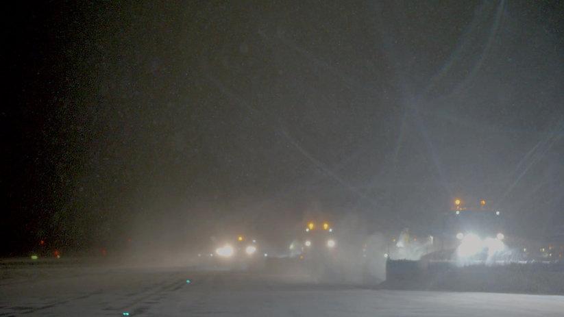 Autonomous Snowploughing at Avinor - Short