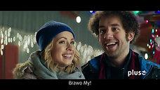 SZYMON MAJEWSKI JAKO PODWÓJNY ŚWIĘTY MIKOŁAJ REKLAMUJE PLUS NA KARTĘ - Reklama Swiąteczna 2017
