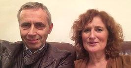 Pastors Paul and Irma van der Boom