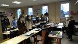 Visite Guidée Partie 2 Collège Saint-Anne