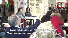 Escuela Penny Wirton celebra encuentro en Roma ( Italia en Español)
