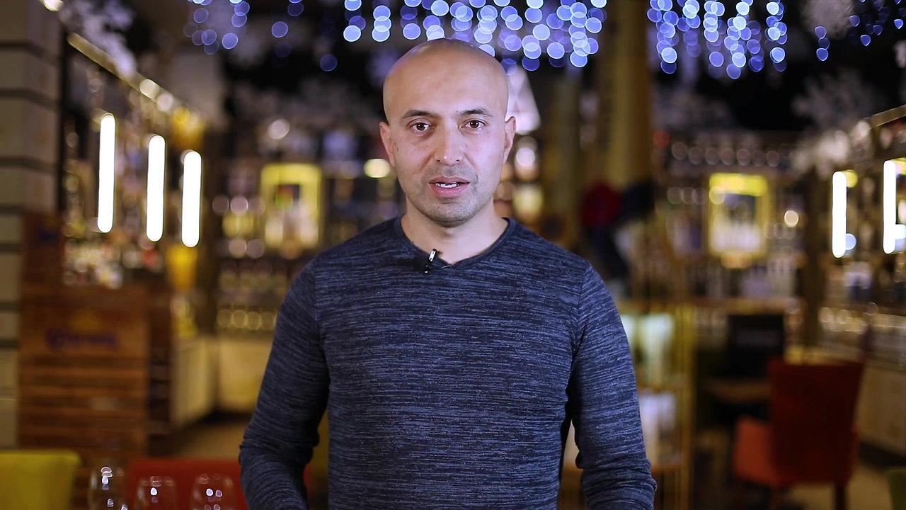 Санжар Максудов. Основатель JOWI Retail