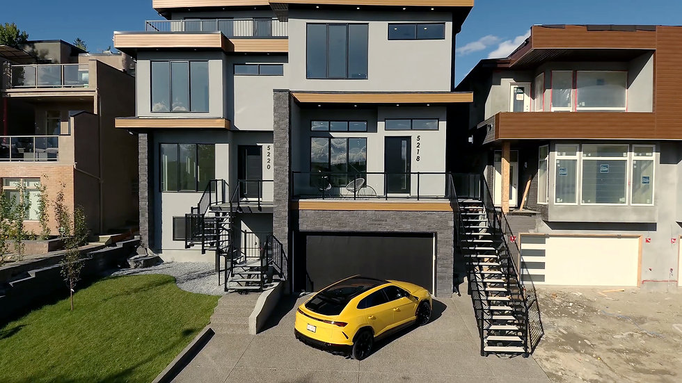 Luxury Listing in Calgary AB (5218 22nd AVE NW)