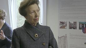 HRH The Princess Royal visits UDDGP