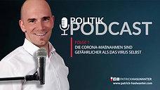 Podcast | Folge 1 | Corona-Maßnahmen | 26.09.2020