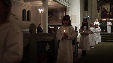 Lucia i Stefanskirken