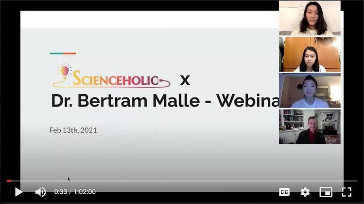 Dr. Malle Webinar