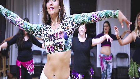 Bellydance Technique & Drills