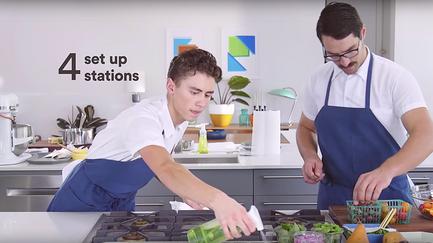 Method Home Makeover w/ Chefsteps