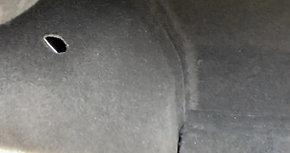 IS350 ラゲッジルーム