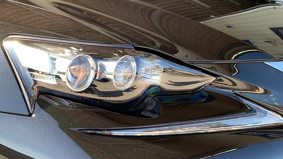 IS250 Fスポーツ LEDヘッドライト運転席
