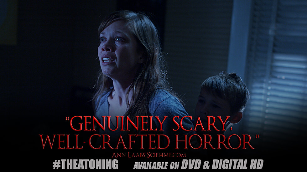 THE ATONING - Official 4K Trailer- Now Available on DVD/VOD