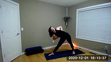 Yoga Flow 12-1-2020