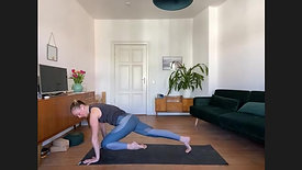 Yoga-DetoxKörpermitte