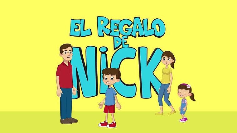 Temporada 2 - El Regalo de Nick