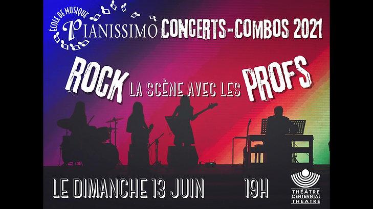 Concert-Combos 2021 - dimanche 13 juin 19h