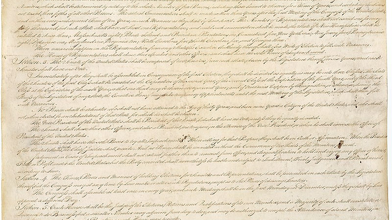 Free Lectures: Federalist Papers | Hillsdale College