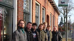 Loet van de Lee quintet