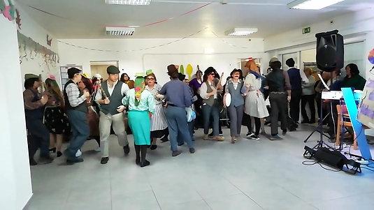 Recriação do 'Carnaval  da Aldeia', Letra: Romão Mariano