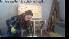 March Twitch Chair stream!