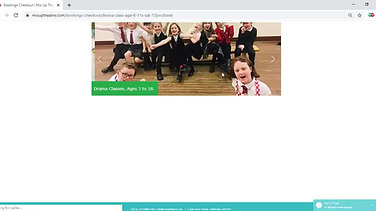 Mix Up Theatre Online