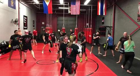 Monday Muay Thai