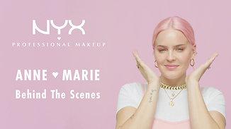 ANNE-MARIE x NYX BTS FILM - Bespoke Banter